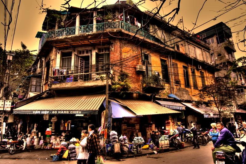 History of Hanoi Old Quarter