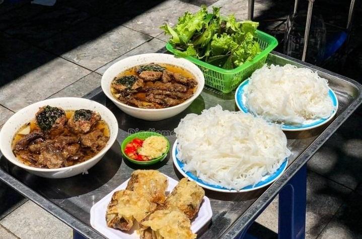 Bun Cha Tuyet