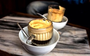 Hunting for the best egg coffee in Hanoi, the capital of Vietnam