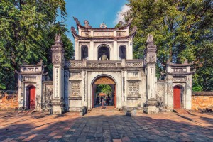 Temple of literature-a peaceful treasure in Hanoi