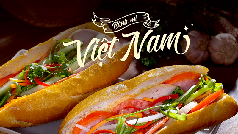 Banh Mi, known as Vietnamese sandwiches