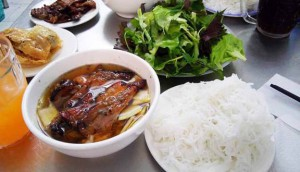 Hunting for the best Bun Cha places in Hanoi