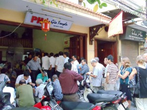 Best Places to Eat Pho in Hanoi